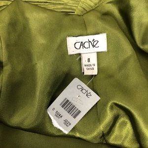 Cache Dresses - Cache Texture Formal Strapless Dress